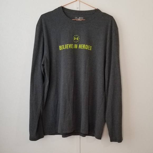 8bc8b23e Under Armour - Wounded Warrior Project L/S Tee. M_5ada66c25512fdccc9169e7b
